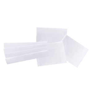 7 étiquettes neutres à l'unité en deux formats différents