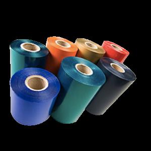 7 rubans transferts de couleurs